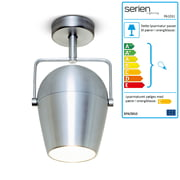 serien.lighting – Pan Am loftslampe