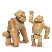areaware Wooden Creatures – gorillaen Hanno