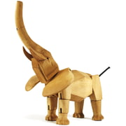 areaware – Wooden Creatures – elefanten Hattie