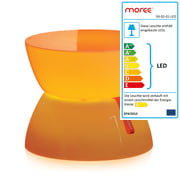 Moree – loungebord Mini LED