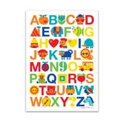 byGraziela – ABC-plakat