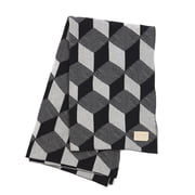 ferm LIVING – Squares strikket tæppe