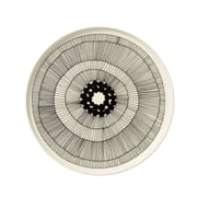 Marimekko – Oiva Siirtolapuutarha tallerken