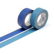 Masking Tape – 2P basic color (sæt med 2 stk.)