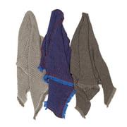 Hay – Waffle gæstehåndklæde, 70 x 50 cm, blå