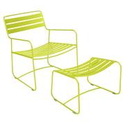 Fermob – Surprising Lounger stol + fodskammel