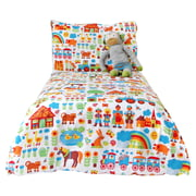 byGraziela – sengetøj til børn med bondegårdsmotiv