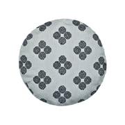 Kvadrat – Circular pude med Hana-perler
