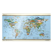 Awesome Maps – Travelmap og Bucketlist
