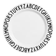 Design Letters – AJ tallerken i melamin, 24 cm