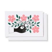 Vitra – Hand lykønskningskort