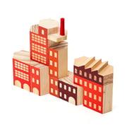 areaware – Blockitecture byggeklodser Habitat