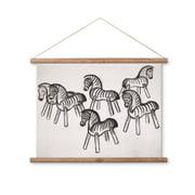 Kay Bojesen – zebrakridttegning