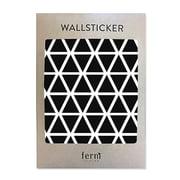 ferm LIVING – Mini Triangle wallstickers