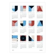 Snug.studio – snug.geo vægkalender