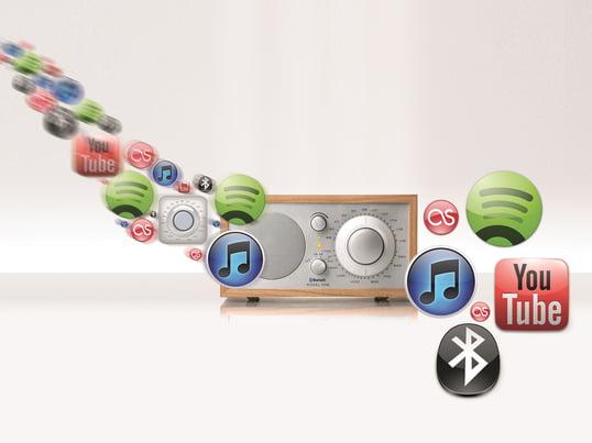 Model One radioen fra den amerikanske virksomhed Tivoli er blevet en sand designklassiker. Den kombinerer et elegant design med fantastisk modtagelse og lydkvalitet.