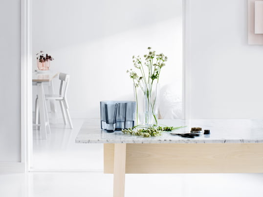Kollektionsbannere: Alvar Aalto kollektion fra Iittala