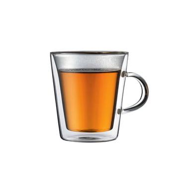Bodum CANTEEN glas med hank – 0,2 l (sæt med 2)