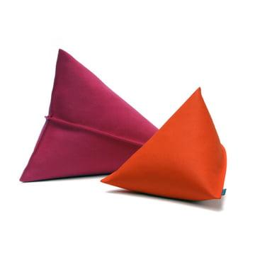Hey Sign – Lily filtpuder, duo i rød og orange