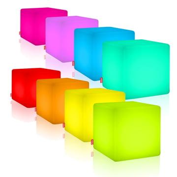 Cube LED farver