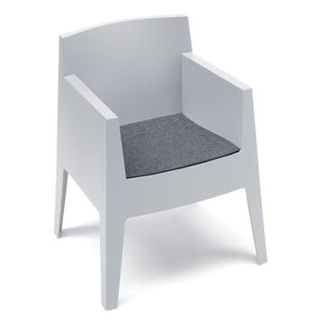 Hey Sign – filthynde til Driade Toy stol, antracitgrå 5 mm AR