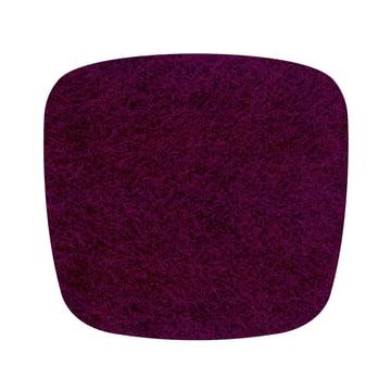 Hey Sign – filthynde til Eames Plastic Armchair, aubergine, 5 mm