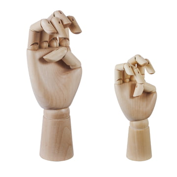 Hay – Wooden Hand, stor, lille