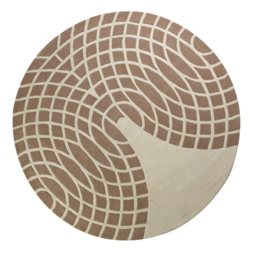 VerPan – Panton tæppe, Ø 220 cm
