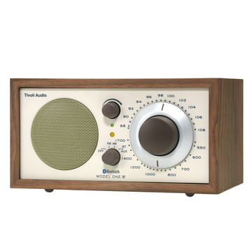 Tivoli Audio – Model One BT, valnød/beige