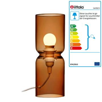 Iittala – Lantern lampe, 250 mm, kobber