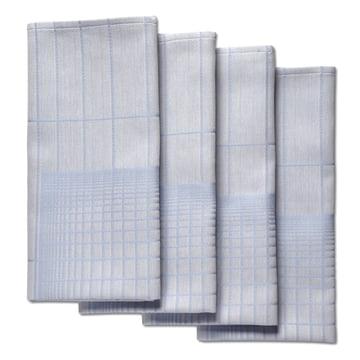 Hay – S&B Double Grid serviet – sæt med 4