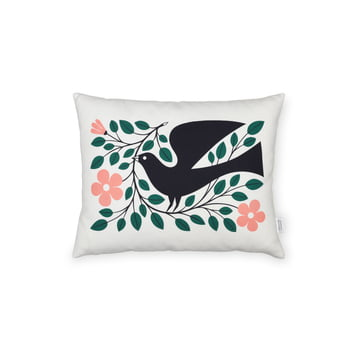 Vitra – Graphic Print puder Dove, 30 x 40