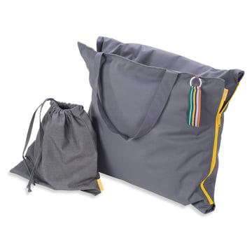 Hhooboz – Pillowbag, 150 x 62 cm, grå
