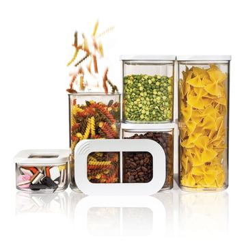 Lige ud Modula opbevaringsbokse | Rosti Mepal | Shop RQ55