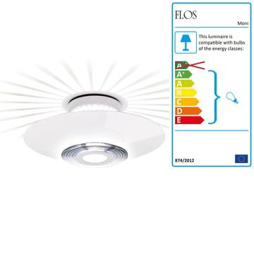 Flos – Moni 1 loftslampe