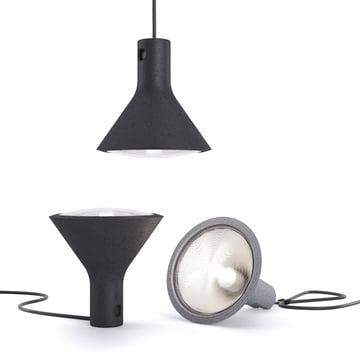 FontanaArte – Yupik bordlampe