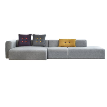 Hay – Mags sofa og Dot puder