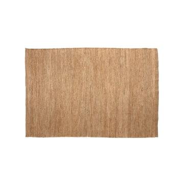 nanimarquina – strikket tæppe, 170 x 240 cm, natur