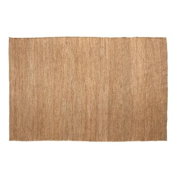 nanimarquina – strikket tæppe, 200 x 300 cm, natur