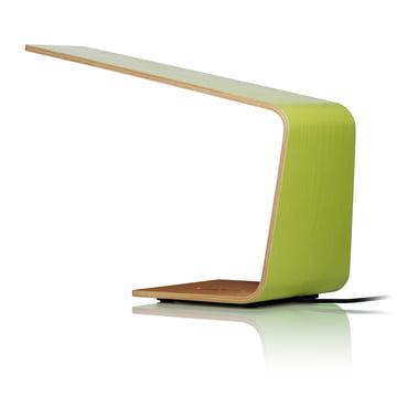 Led 1 bordlampe fra Tunto i grøn