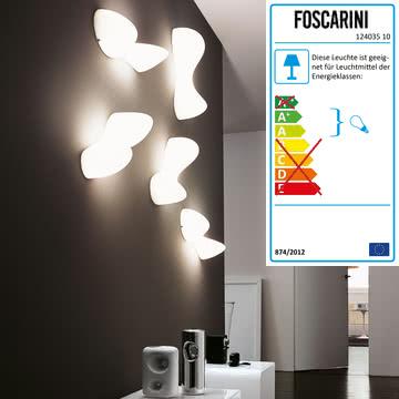 Foscarini – Blob S væg- og loftslampe