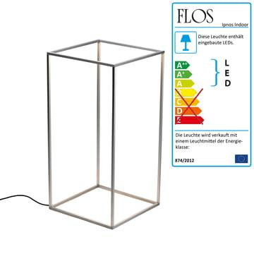 Flos – Ipnos indendørslampe, sølv