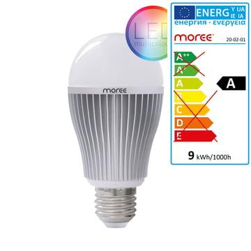 Moree – RGBW flerfarvet LED 9 W