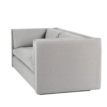 Hay – Hackney sofa, 2-personers, Scomo, lysegrå