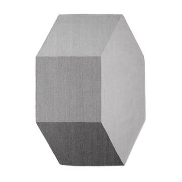 Willenz Volume tæppet i medium i stengrå fra Menu