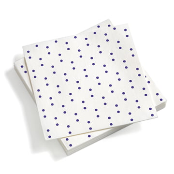 Vitra – papirservietter stor, Bispot ultramarinblå