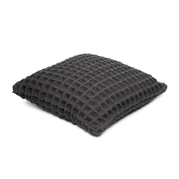 Objekten – Waffle pude, mørkegrå
