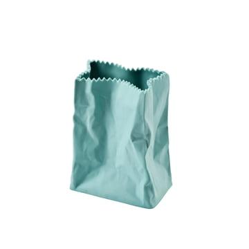 Rosenthal – Paper Bag vase, 10 cm, mintgrøn