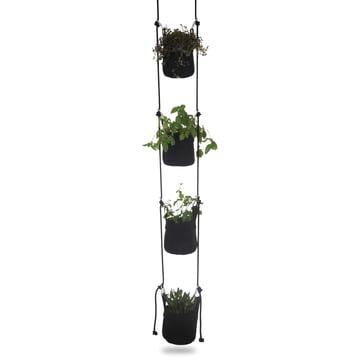 Trimm Copenhagen – Vertical Flowerpots, sort