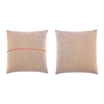 Zuzunaga – pude, multifarvet 50 x 50 cm, for- og bagside